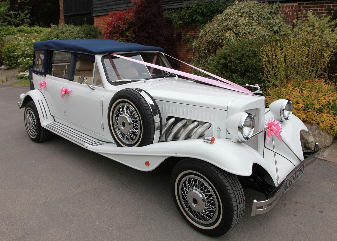 Beauford Wedding Car Hire West Midlands